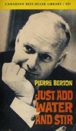 just add water and stir pierre berton 001