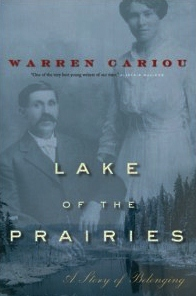 lake of the prairies warren cariou