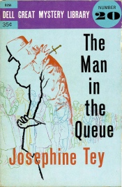 the man in the queue josephine tey
