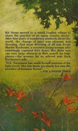 rochester's wife d.e. stevenson daylily detail 001
