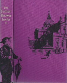 the father brown stories folio giveaway 2013 leaves and pages 001