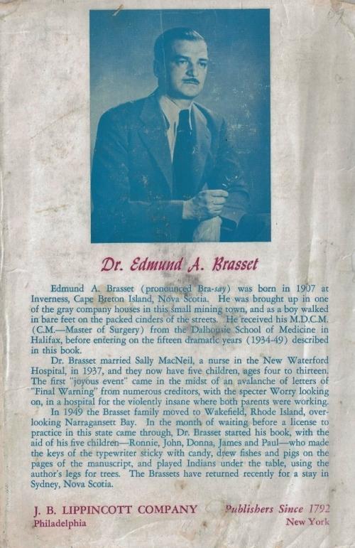 a doctor's pilgrimage back dj edmund brasset 001