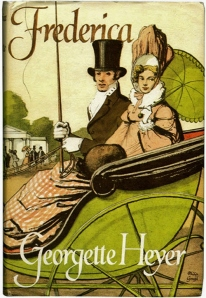 """I liked this cover; it has a decided """"period"""" appeal."""