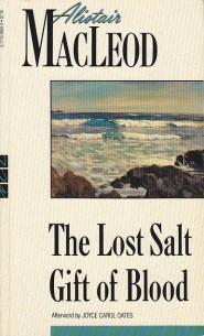 the lost salt gift of blood 2 alistair macleod