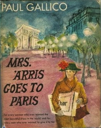 Another early dustjacket, this one from the first American edition. This is my personal favourite; nice example of cover art by an artist who studied the story within.