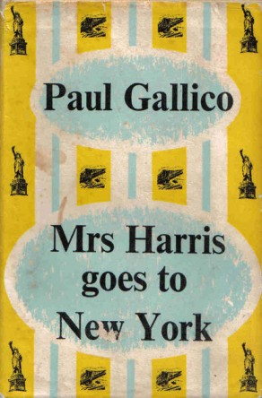 An understated early (possibly first?) edition dust jacket.