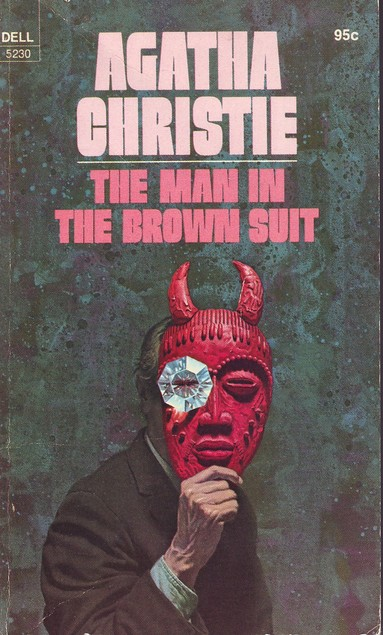 Review: The Man in the Brown Suit by Agatha Christie | Leaves & Pages