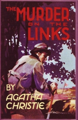 This is another 1920s' cover, nicely indicative of the plot within.