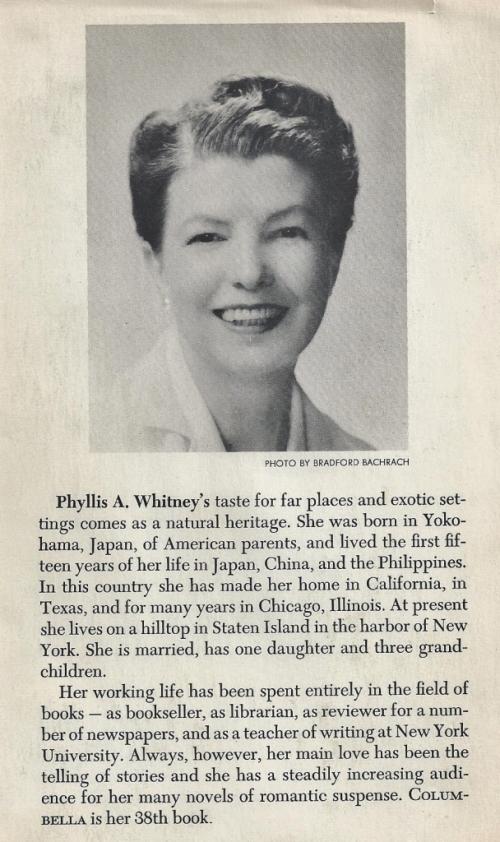 phyllis a whitney bio back dj columbella 001