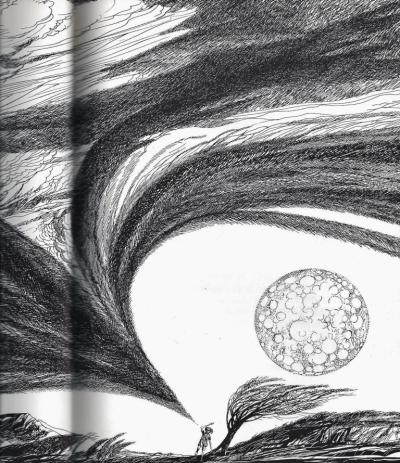 the halloween tree ray bradbury illustration 1 001