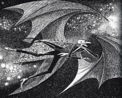 the halloween tree ray bradbury illustration 2 001
