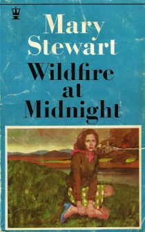 wildfire at midnight paperback dj mary stewart 001