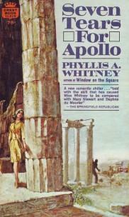 seven tears for apollo phyllis a whitney