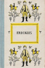 freckles gene stratton porter junior deluxe edition ruth ives illustrations