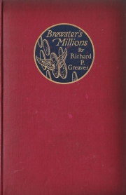 brewster's millions 1902 richard greaves george barr mccutcheon