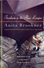 incidents in the rue laugier anita brookner