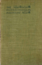 the princess priscilla's fortnight elizabeth von arnim 001