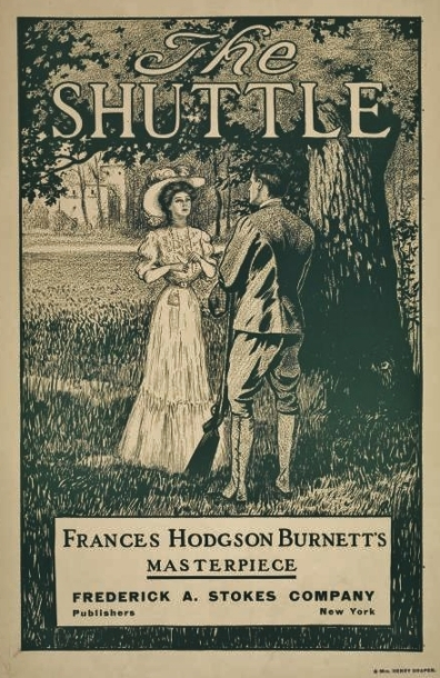 The publisher's American publicity poster from 1907.