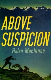 above suspicion helen macinnes  old dj 001 (2)