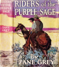 riders purple sage zane grey old dj