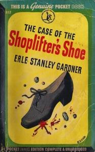 case of the shoplifter's shoe erle stanley gardner 001