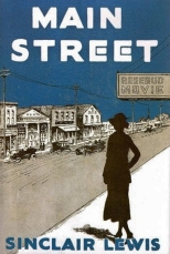 main street 1st edition sinclair lewis