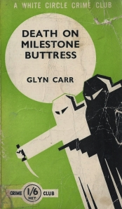 death on milestone buttress glyn carr 001