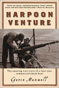 harpoon venture lyons press gavin maxwell