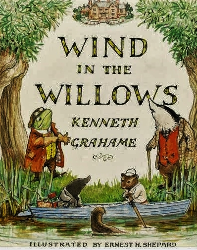 Image result for the wind in the willows