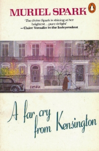 a far cry from kensignton pb muriel spark