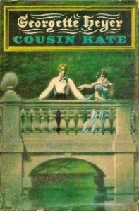Cousin Kate georgette heyer 1968