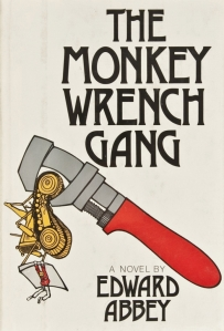 monkey wrench gange edward abbey 1st edition dj