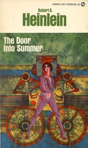 the door into summer robert a heinlein