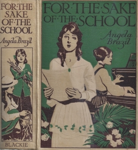 angela brazil for the sake of the school 1915 001