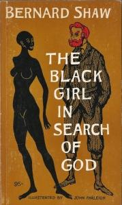black girl in search of god george bernard shaw 001