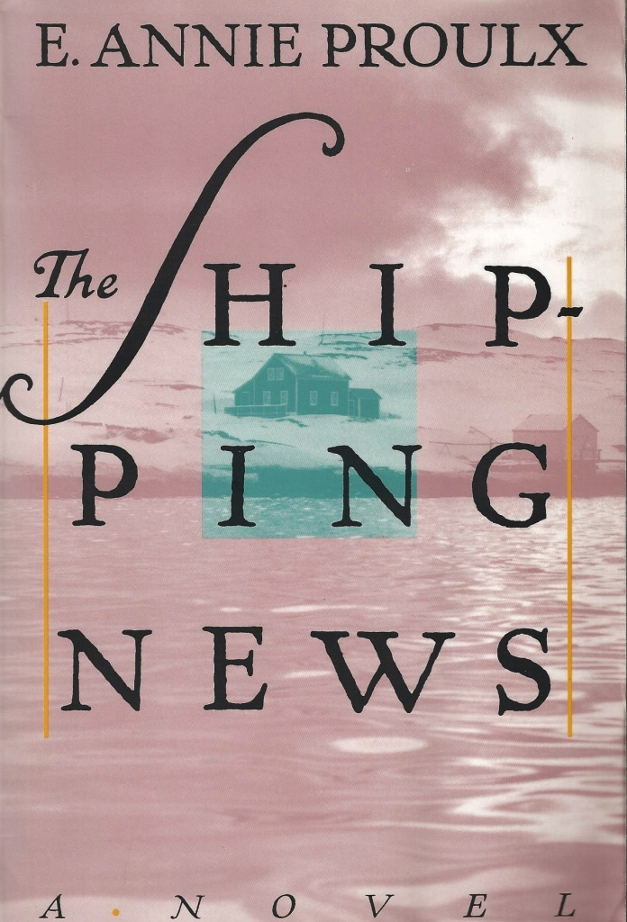 What exactly does the dog symbolize in the Shipping News Annie Proulx?