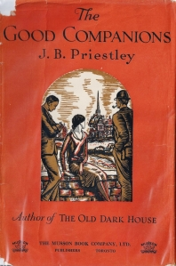the good companions musson j b priestley 001