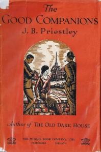 the good companions musson j b priestley 001