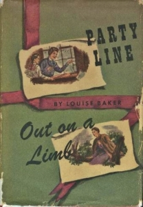 party line out on a limb louise baker dj
