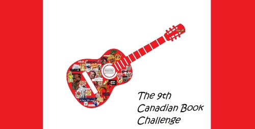9th Canadian Book Challenge Logo flag