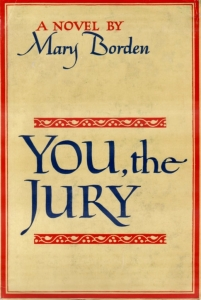 you the jury mary borden