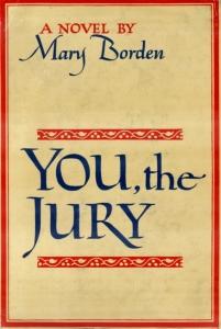 you the jury mary borden