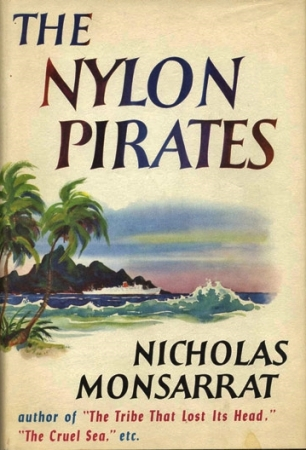A 1960- first edition cover. Downright restrained, this image, comparatively speaking.