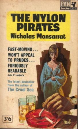 A 1963 Pan paperback edition, cover blurb appealing to the readers' prurient curiousity.