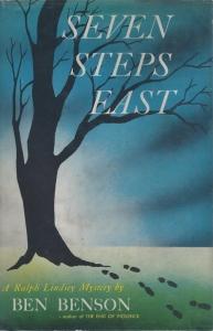 seven steps east ben benson 1959 001