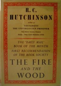 the fire and the wood by r c hutchinson 1940