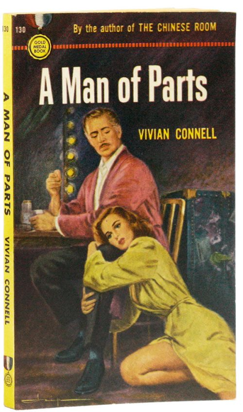 a man of parts vivian connell 1950