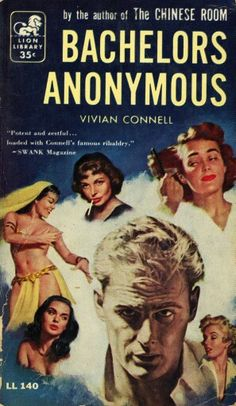 bachelors anonymous vivian connell 1956
