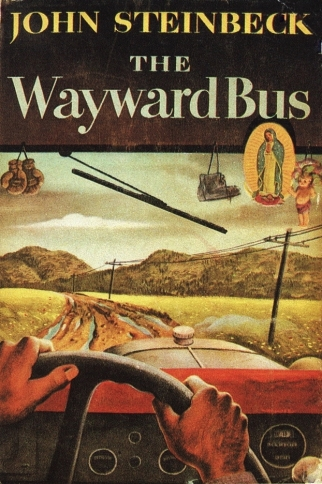 Image result for the wayward bus